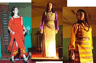 Bhutanese traditional fashion