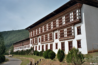 College Of Natural Resources Bhutan