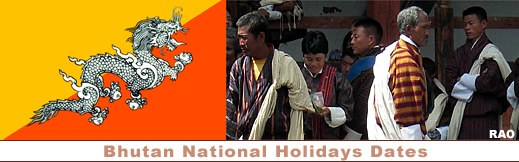 Bhutan Travel Authority Festival Dates