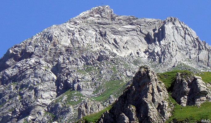 Klettersteig Engelberg : Raonline schweiz engelberg ow klettersteige via ferrata