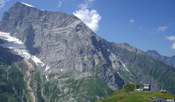 Klettersteig Fürenalp : Raonline schweiz: wandern engelberg obwalden wandergebiet fürenalp