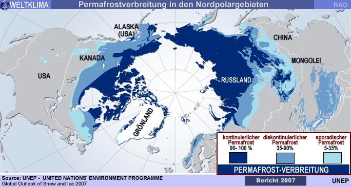 Raonline Edu  Klimawandel - Grafiken  Diagramme - Arktis