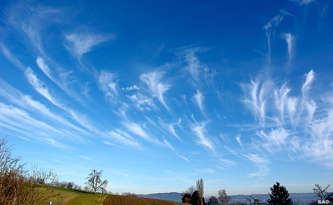 Raonline Edu Klima Wetter Wolkenarten Wolken In