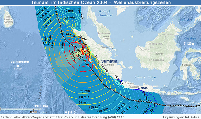 Tsunami 2004 Sri Lanka Karte.Raonline Edu Erdbeben Tsunami Warnsysteme In Indonesien Und Im