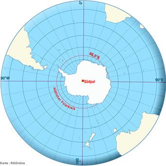 Raonline Edu Antarktis Antarctica Karten