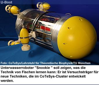 Unterwasserroboter