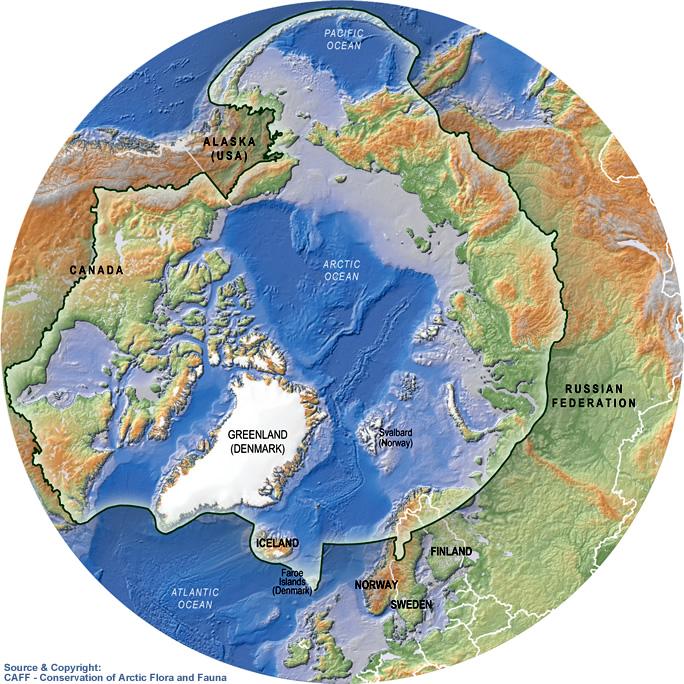 Raonline Edu Arktis Hoher Norden Grafiken Und Karten