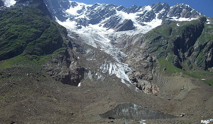 Raonline.Ch Gletscher