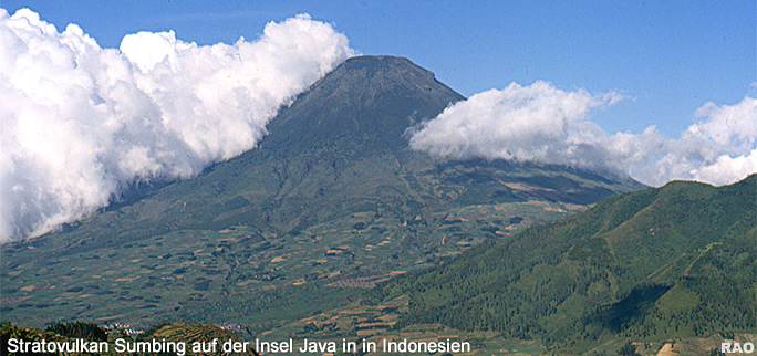 RAOnline EDU: Vulkane - Vulkantypen - Stratovulkan, Calderavulkan ...