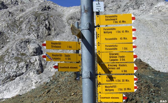 Raonline Schweiz Wandern In Der Schweiz Region