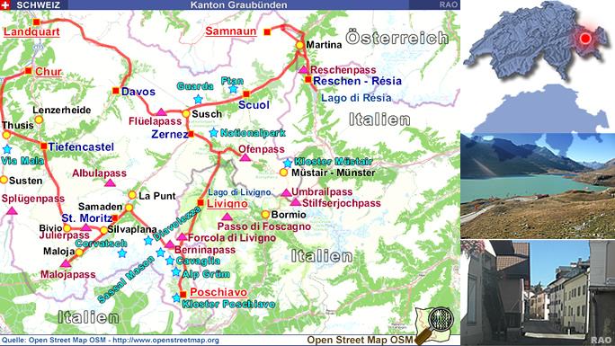 Raonline Schweiz Wandern Im Valposchiavo Kanton