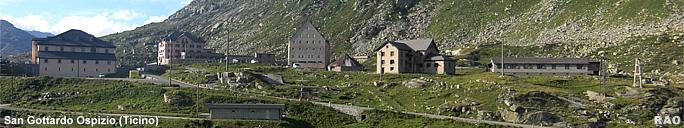 Raonline Schweiz Wandern Region San Gottardo St