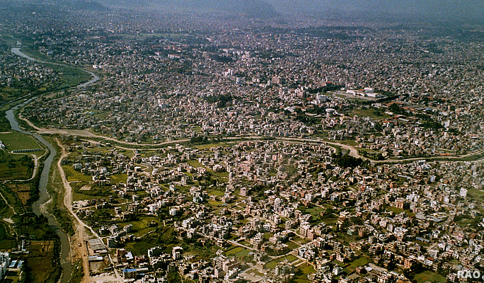 Urban Growth Analysis and Modeling in the Kathmandu Valley, Nepal