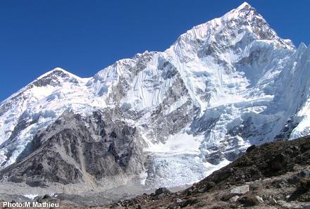 Raonline Nepal Nepal S Glaciers Fast Melting Glaciers