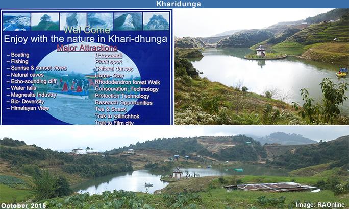 RAOnline Nepal: Charikot and Dolakha - Sightseeings - Kharidhunga